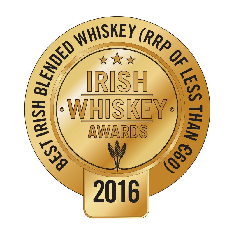 Irish Blended Whiskey €60 and less